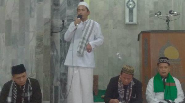 Peringatan Maulid Nabi Muhammad SAW di Masjid Al Muhajirin BTR.[ZAI]