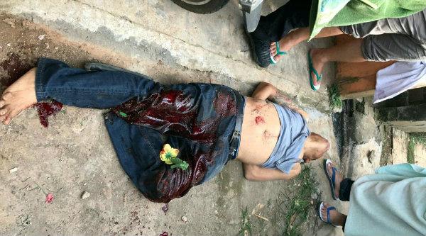 Ramlan Butarbutar pimpinan komplotan rampok sadus Pulo Mas tewas ditembak polisi.[IST]