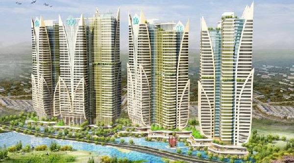 Apartemen Grand Kamala Lagoon Kota Bekasi.[IST]