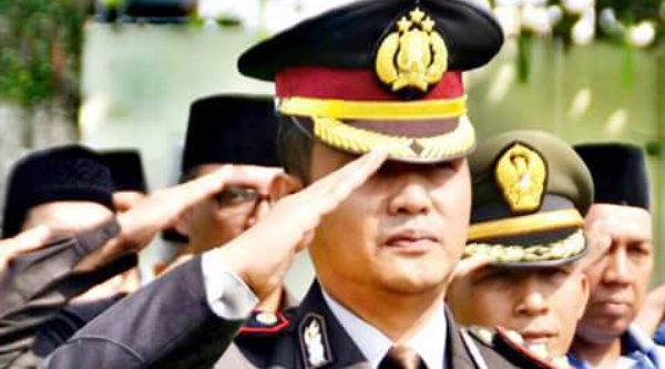 Kapolres Karawang AKBP Andi Herindra Rahmawan.[DOK]