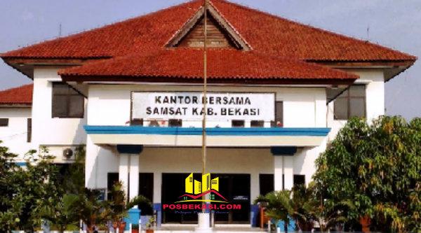 Kantor Bersama Samsat Kabupaten Bekasi.[DOK]