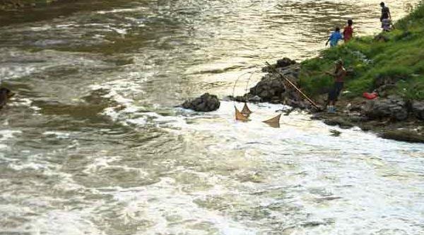 Sungai Cilemahabang.[IST]