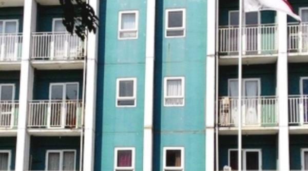 Ilustrasi apartemen.[IST]