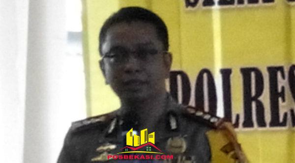 Kapolrestro Bekasi, Kombes Asep Adi Saputra.[DOK]