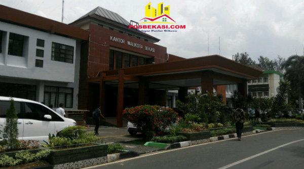 Kantor Balai Kota Bekasi.[HSB]