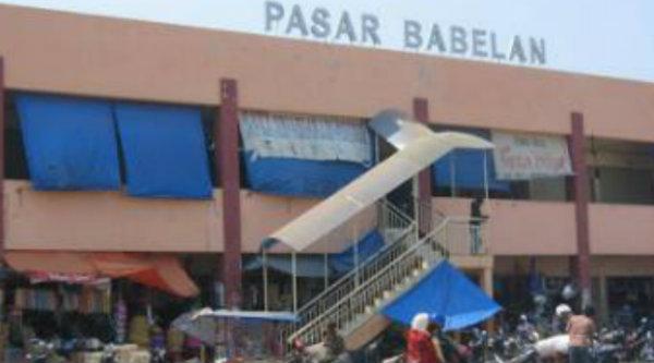 Pasar Babelan.[DOK]
