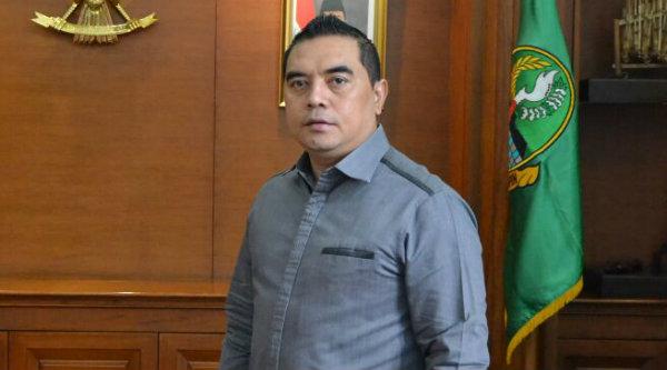 Ketua DPC Partai Gerindra Kabupaten Bekasi, H Syahrir,SE.[IST]