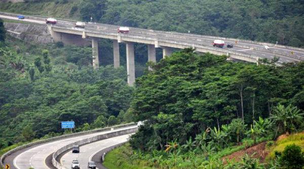 Jembatan Cisomang.[IST]