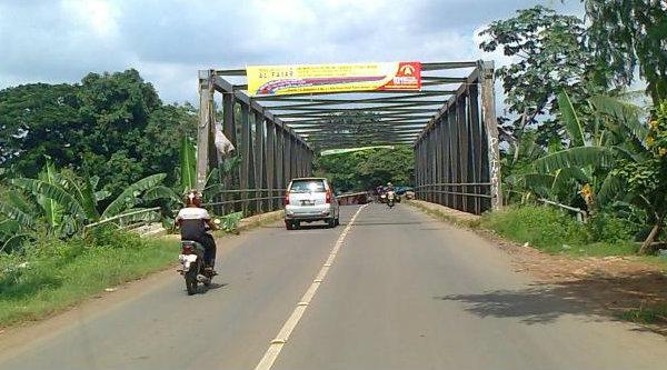 Jembatan Cipendawa.[DOK]