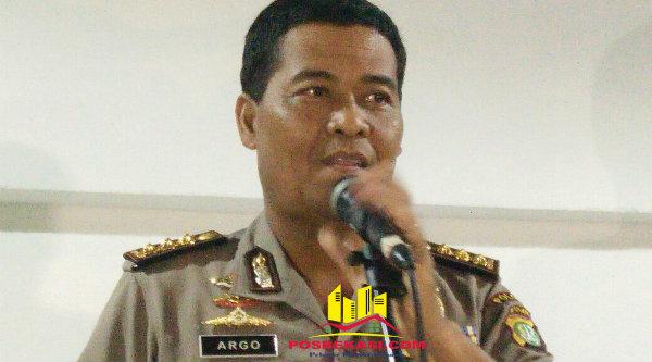 Kabid Humas Polda Metro Jaya, Kombes Pol Raden Prabowo Argo Yuwono.[BEN]