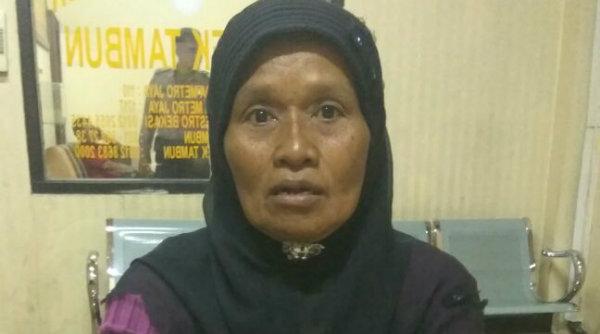 Siti Aisyah.[RIS]