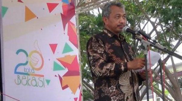 Wakil Walikota Bekasi, Ahmad Syaikhu.[ISH]