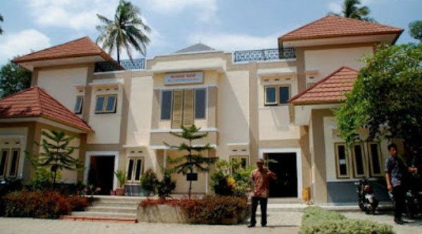 Balai Desa Majasari.[IST]