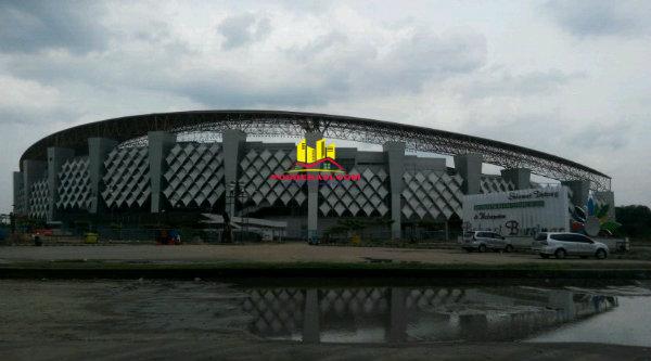 Stadion Wibawa Mukti.[MET]
