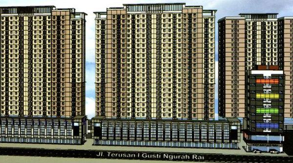 Apartemen Bintara Residence.[IST]