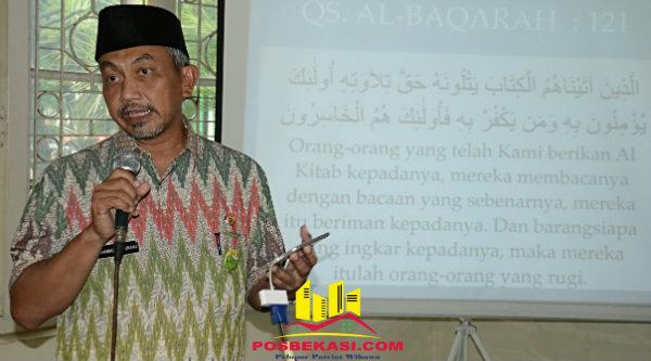 Wakil Walikota Bekasi, Akmad Syaikhu.[DOK]