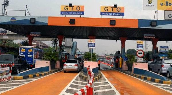 Gerbang Tol Otomatis.[DOK]