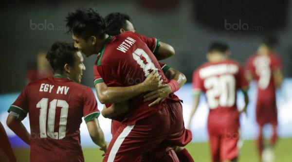 Timnas Indonesia U-19 Cukur Thailand | Bekasi Online
